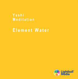 Cover of the Meditation CD: Yashi Meditation - Element Water